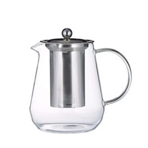 kettle de Borosilicato Typhoon